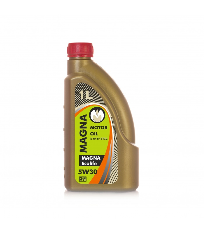 Magna ecolife 5w30 united oils for Which motor oil is thicker