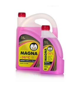 Magna Antifreeze (Red)